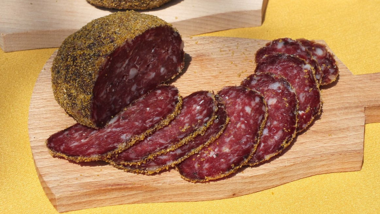 prodotti tipici friulani la pitina